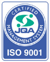 'ISO9001' from the web at 'http://www.waiki.co.jp/company/../image/iso9001.jpg'